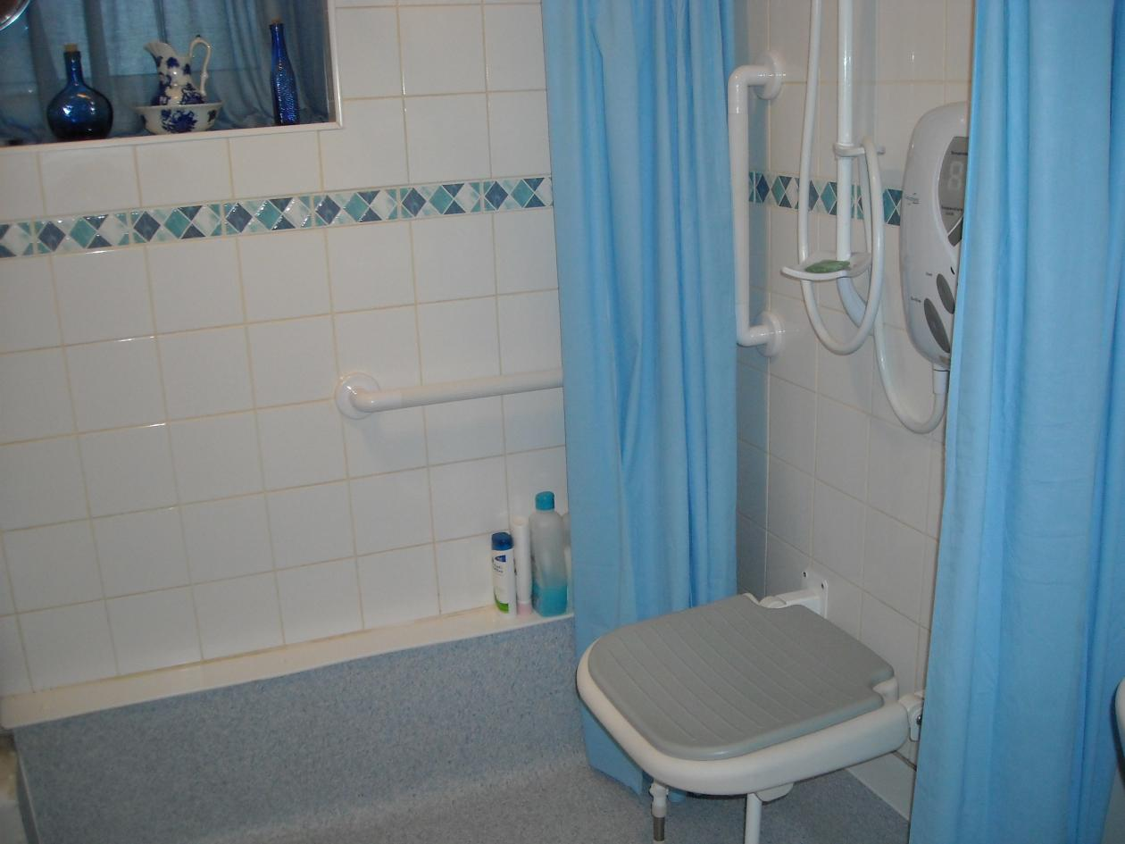 Shower Time Questions... - ALS/MND Support Group Forums