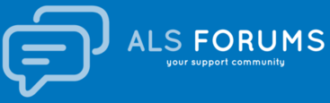 ALS Support Community