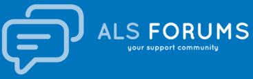 ALS Support Community
